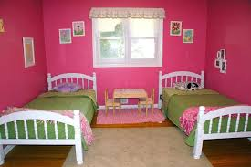 cute girl room ideas teens girls bedroom decoration with heart shape rug and stripes pink white