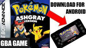 Pokemon HD: Pokemon Mega Ash Gray Zip Download trong 2021