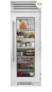 Glass Door Home Refrigerator Best 25 Glass Door Refrigerator Ideas On Pinterest Dish Storage