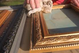 painting picture frames cool 34 diy spray painted picture frames painting picture frames pictures 33 before painting i clean the frames with my home made