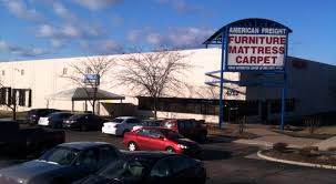 Cincinnati Store Front American Freight Furniture fice