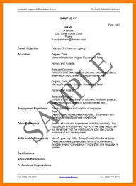 Additional Information On Resume How To Complete A Resume Additional Information In Cv Candice 66