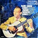 Hank Snow Sings Jimmie Rodgers Songs