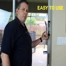 sliding glass door security lock it up inc
