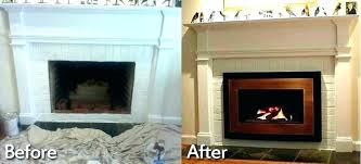 replacement insert for electric fireplace electrical