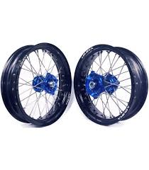 dubya talon supermoto wheels toxic moto racing
