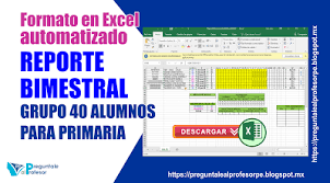 Formato Automatizado En Excel Lista De Asistencia Registro