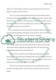 essay on great expectations great expectation by charles dickens essay example topics