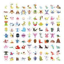 Pokemon Go Johto Pokedex (Page 1) - Line.17QQ.com