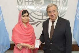 malala yousafzai d un messenger of peace