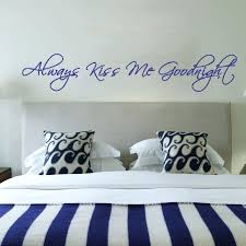 vinal wall letters always kiss me goodnight love words letters wall stickers vinyl wall decals for vinal wall letters cute vinyl