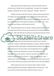 a fiction short story essay example topics and well written  a fiction short story essay example