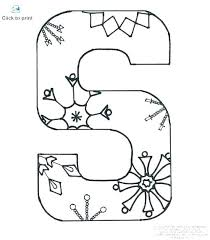 Small Alphabet Letters Coloring Pages Free Printable Alphabet