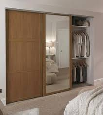 sliding wardrobe doors oak. Brilliant Wardrobe Shaker Panel Door Oak  Sliding Wardrobe Doors U0026 Joinery Howdens  In B