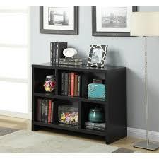 Bookcase Table Convenience Concepts Designs2go Northfield Espresso Console Table