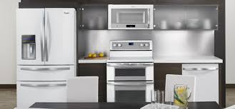 photo credit whirlpool u201cwhite iceu201d collection u2013 image via kitchens with white ice appliances24 appliances