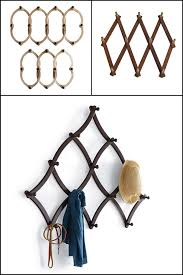 Trellis Expandable Coat Rack