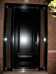 single front doorssingle entry door images  Google Search  Iron door  Pinterest