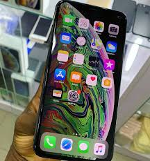 Clean UK used iPhone Xs Max Price Tag:-... - DPC Communication