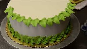 How To Design Cake How To Make A Sunflowers Design Cake In Minutes