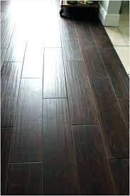how to lay ceramic tile on wood floor amazing wood style ceramic tile wood finish