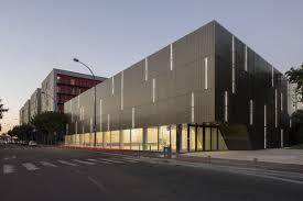 Gymnasium Exterior Design