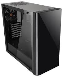 Компьютерный <b>корпус Thermaltake View 21</b> TG CA-1I3-00M1WN ...