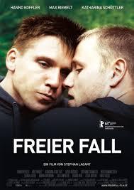 ... da una coppia di nazisti gay, ecco Free Fall, in cartellone al Gender Bender International Festival di Bologna il prossimo 27 ottobre ore 20.30. - Freier-Fall-Poster