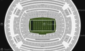U2 Metlife Seating Chart Paul Brown Stadium Online Charts Collection