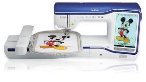 Brother Dream Catcher Sewing Machine Brother's Dream Machine Enhanced Color Thread Shuffling And More 4