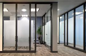 office glass door glazed. SAS SYSTEM 4000 Double Glazed Glass Office Partitioning System Door