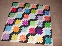 Scrap Quilt Patterns New Jumping Jacks Quilt Color Girl Quilts By Sharon McConnell