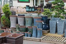 pots and planters for your garden the