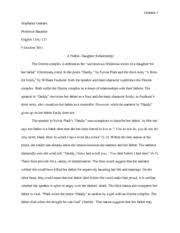 hills like white elephants expository essay graham stephanie  4 pages compare contrast essay