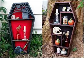 Coffin Designs Coffin Kitsch Kitsch Picks Coffin Shelving By Life After Death
