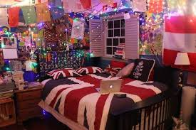 cool bedroom ideas for teenage girls tumblr. Interesting Girls Decor Girl Dream S For Teenage Girls Tumblr Decoration English Flag  England Lights Bedrooms Throughout Cool Bedroom Ideas M