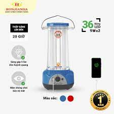 Đèn sạc tích điện đa năng Honjianda HJD-322 36 bóng LED siêu sáng - Đèn pin