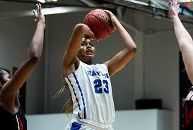 Barton's Shanika Peterkin earns 2019-20 First-Team All-Region honors in  women's basketball - Barton College