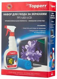 Купить Набор <b>Topperr</b> 3011 чистящий спрей+многоразовая ...