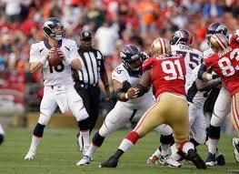 Image result for Broncos vs 49ers NFL Live pic