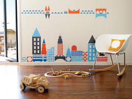 Small Picture 7 Creative Wall Murals for Kids HGTV