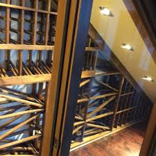 Charming Wine Cellar Under Stairs Kitchen wcdquizzing
