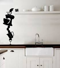 Blank Kitchen Wall Ideas For Decorating A Blank Wall In Kitchen Stylish Kitchen