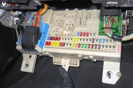 fuse box mazda complete list cigarette lighter plug not working
