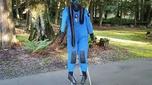 Drysuits Diving Drysuit