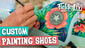ultimate step by step guide to custom painting leather shoes or boots