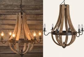 wine barrel chandelier barrels and chandeliers in idea 17