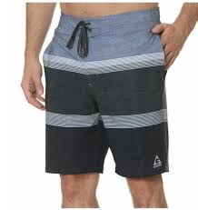 New Mens Gerry E Board Swim Short Upf 50 Protection Stretch Quick Dry Variety
