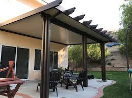 Insulated Aluminum Patio Cover Kit Roof Panels Price NevadAbasqUe