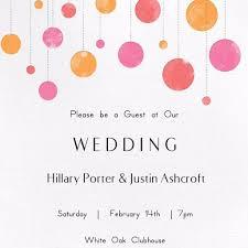 printable wedding invitations popsugar smart living